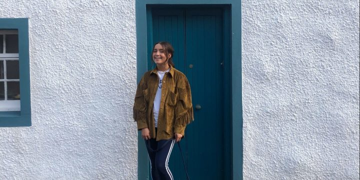 Five Comfy, Easy Outfits to Save You From The 'Jeans and a T-ShirtRut'