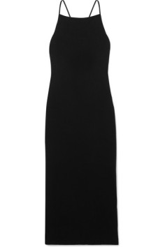 Ninety Percent, Organic Cotton-Jersey Maxi Dress - £90