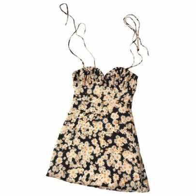(Vestaire Collective) Réalisation, Devon Silk Mini Dress - £115.76