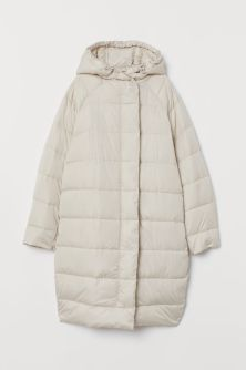 H&M, Padded Hooded Jacket - £69.99