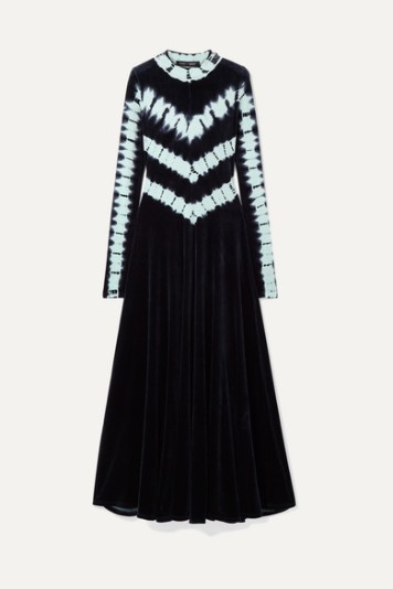 https://www.net-a-porter.com/gb/en/product/1151652/Proenza_Schouler/tie-dyed-stretch-velvet-maxi-dress